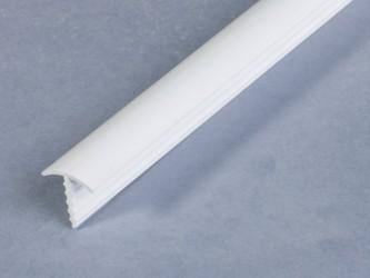 Нащельник жесткий ПВХ, 13 мм х10 мм х 2,7 м. Арт. 123 2R