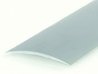 Порог стыкоперекрывающий анодированныей, 50 мм, с крепежом. Инд.упаковка. Арт. А50