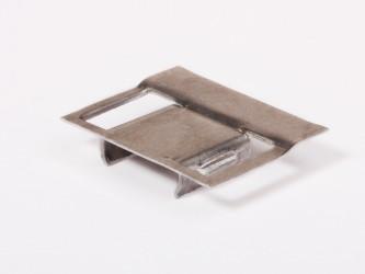 Клипса монтажная для панелей (упаковка 100 шт.). Арт. КМ - 100